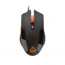 Canyon Vigil CND-SGM2 hráčska myš, drôtová, optická, čierna