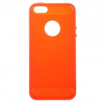 Carbon iPhone 5 red