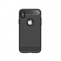 Carbon iPhone X black