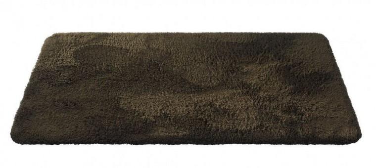 Caresse - kúpeľňová predložka, 50x85 cm (hnedá)