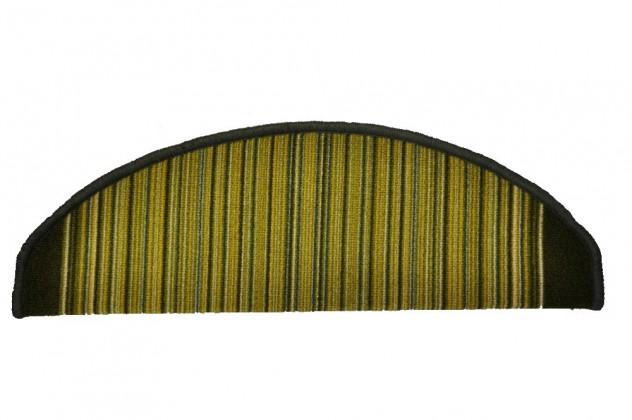 Carnaby - Schodový nášľap, 25x65 cm (zelený)