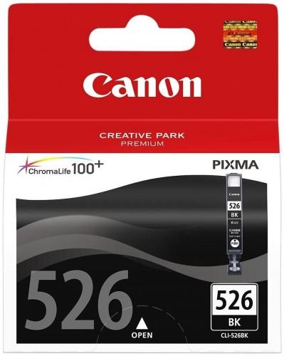 Cartridge Canon CLI-526 Bk, čierna
