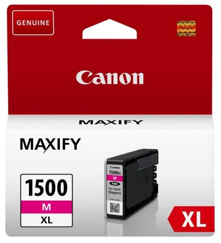 Cartridge Canon PGI 1500XL, 9194B001, purpurová