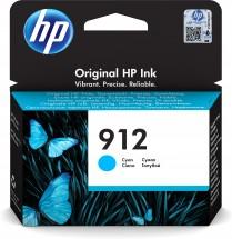Cartridge HP 3YL77AE, 912, modrá