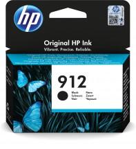 Cartridge HP 3YL80AE, 912, čierna