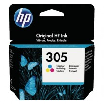 Cartridge HP 3YM60AE, 305, Tri-color