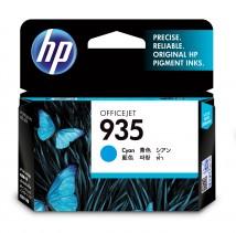 Cartridge HP C2P20AE, 935, azúrová