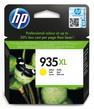 Cartridge HP C2P26AE, 935XL, žltá