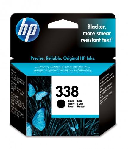 Cartridge HP C8765EE, 338, čierna