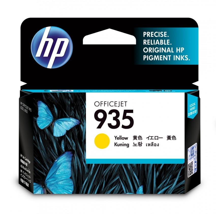 Cartridge HP Cartridge HP C2P22AE, 935, žltá
