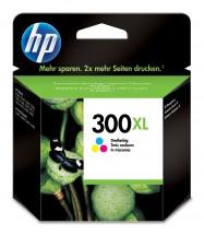 Cartridge HP CC644EE, 300XL, Tri-color