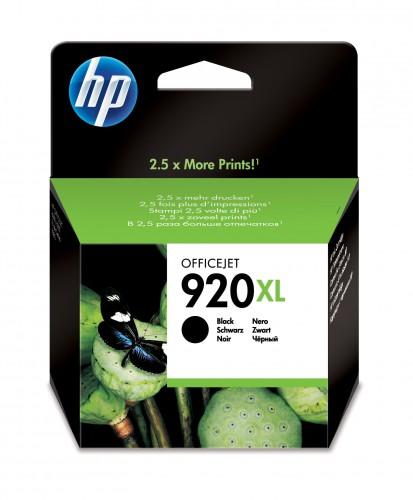 Cartridge HP CD975AE, 920XL, čierna