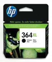 Cartridge HP CN684EE, 364XL, čierna