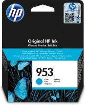 Cartridge HP F6U12AE, 953, azúrová