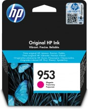 Cartridge HP F6U13AE, 953, purpurová