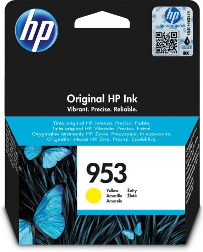 Cartridge HP F6U14AE, 953, žltá