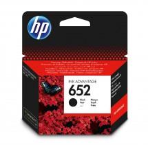 Cartridge HP F6V25AE, 652, čierna