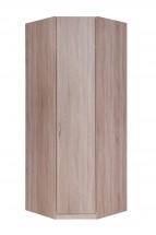 Cassanova - Šatníková skriňa rohová (1x dveře)
