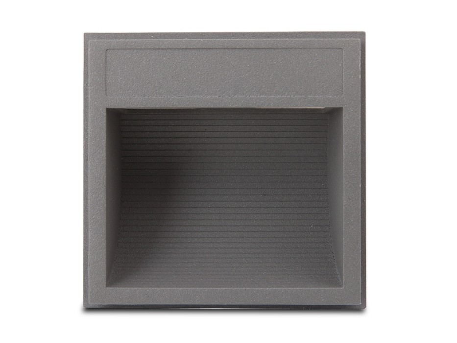 Cast - vonkajšie LED svietidlo, LED, 2,4W (hliník)