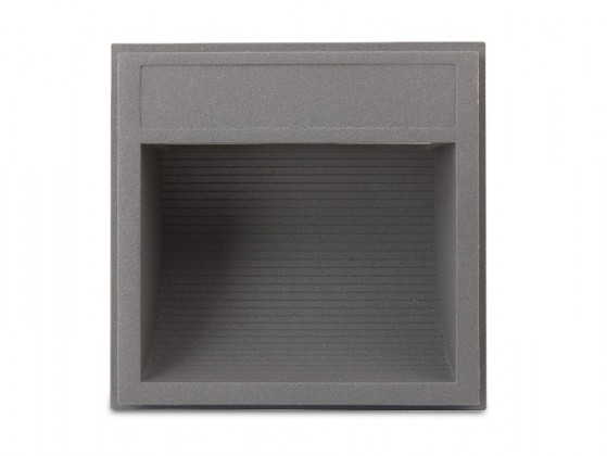 Cast - vonkajšie svietidlo, LED, 2,4W (hliník)