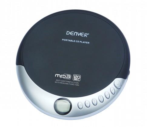 CD prehrávače Gramofón Denver DMP-389