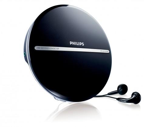 CD prehrávače Philips EXP2546