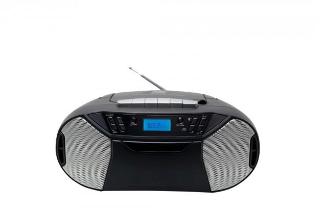 CD prehrávače PORTABLE RADIO TAPE/CD RK250UCD THOMSON
