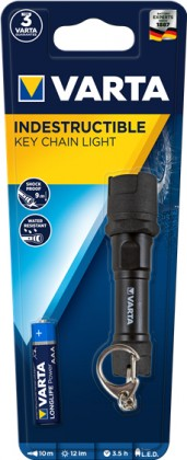 Čelovky Varta LED 5mm Indestructible Key Light