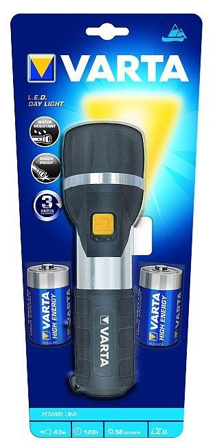 Čelovky  Varta LED svítilna 2D
