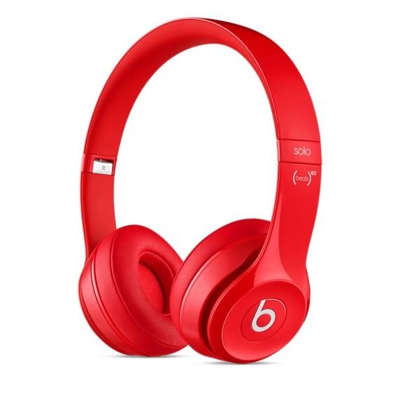 Cez hlavu Apple Beats By Dr. Dre uRBEATS, červená - MH9T2ZM/A