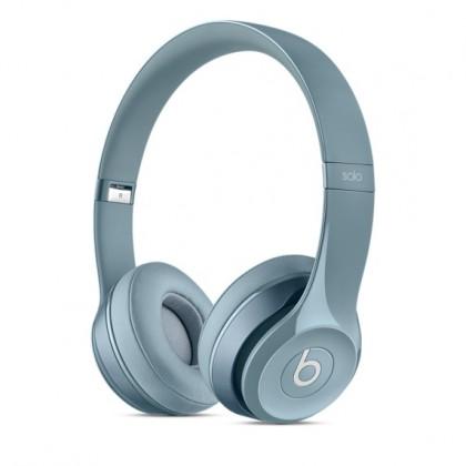 Cez hlavu Apple Beats Solo2 On-Ear Headphones - Gray