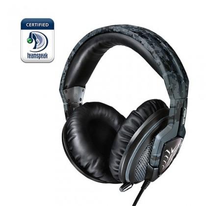 Cez hlavu ASUS slúchadlá ECHELON Gaming Headset
