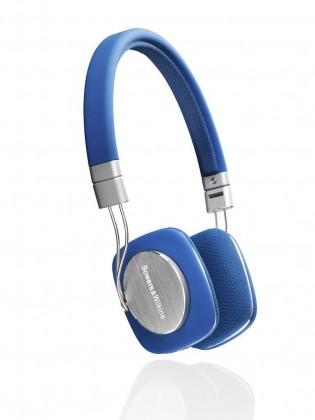 Cez hlavu B&W (Bowers & Wilkins) B&W P3 Blue