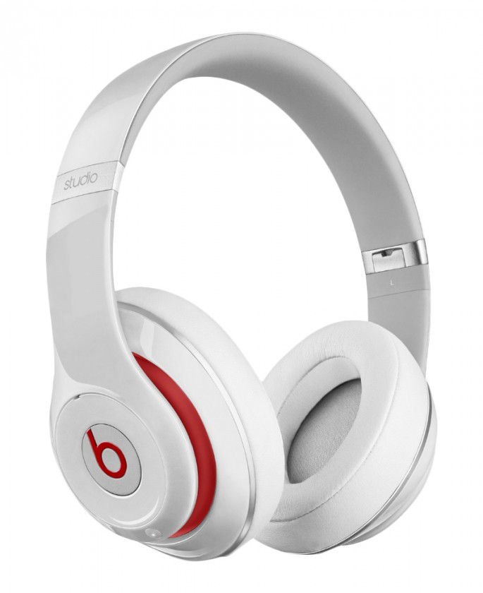 Cez hlavu Beats By Dr. Dre Beats Studio 2.0, biela - MH7E2ZM/A