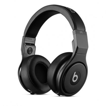 Cez hlavu Beats By Dr. Dre PRO, Blackout - MHA22ZM/A