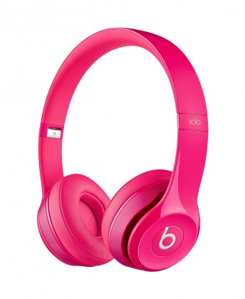 Cez hlavu Beats By Dr. Dre Solo 2, ružová - MHBH2ZM/A