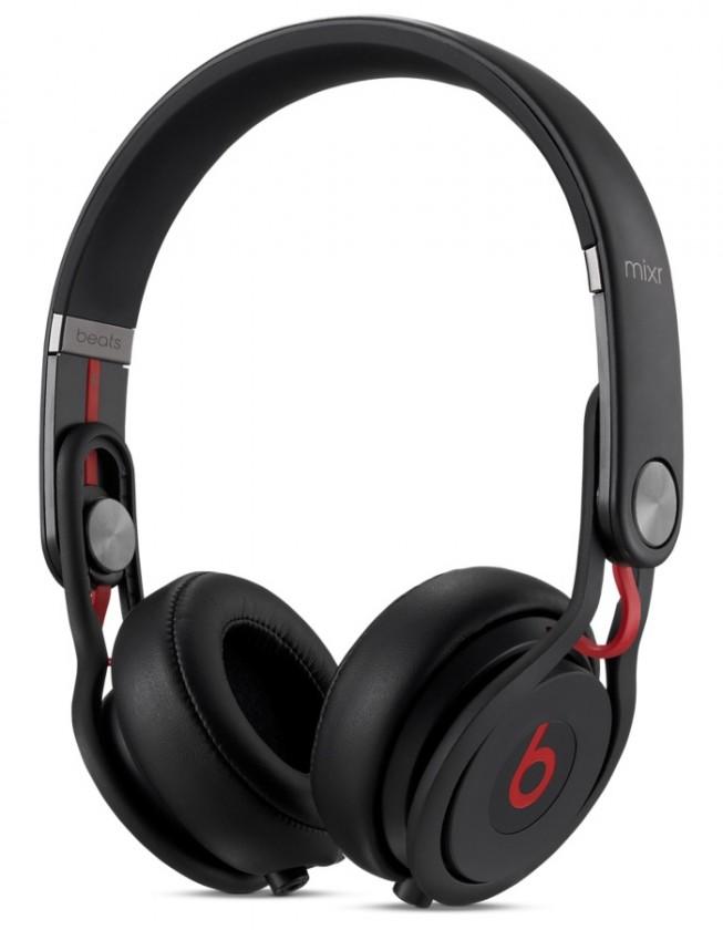 Cez hlavu Beats Mixr, čierna - MH6M2ZM/A