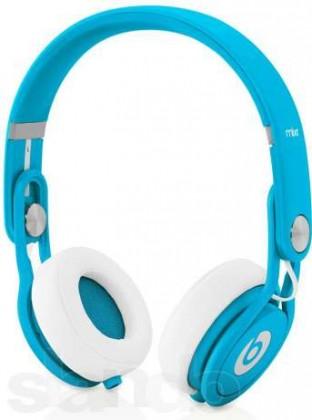 Cez hlavu Beats Mixr, light blue - MHC52ZM/A