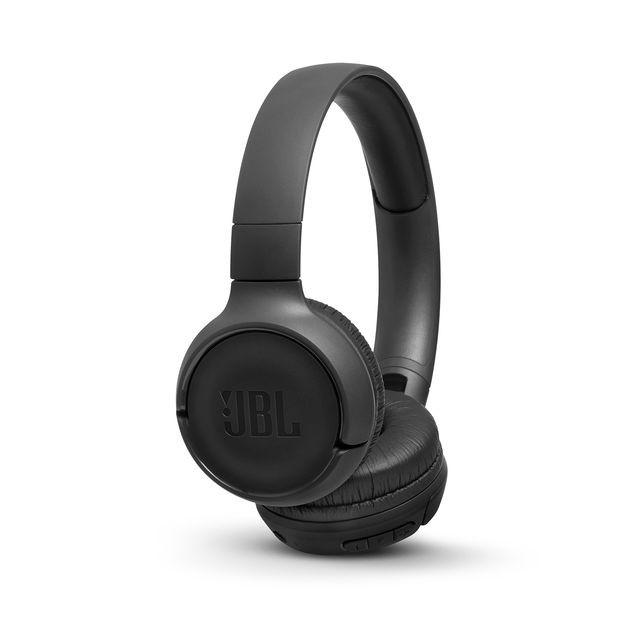 Cez hlavu Bezdrôtová slúchadlá cez hlavu JBL Tune 500BT čierna