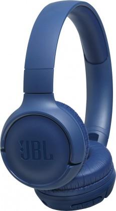 Cez hlavu Bezdrôtová slúchadlá cez hlavu JBL Tune 500BT modrá