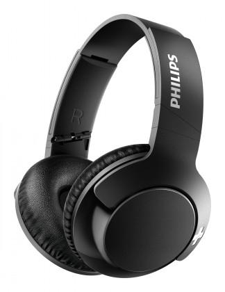 Cez hlavu Bezdrôtové slúchadlá Philips SHB3175BK, čierna