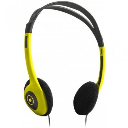 Cez hlavu Defender Aura HN-001 / Yellow