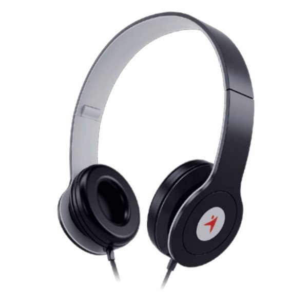 Cez hlavu GENIUS headset - HS-M450/ černé - 31710200100
