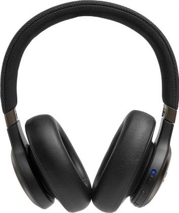 Cez hlavu JBL LIVE 650BTNC čierna