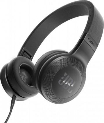 Cez hlavu JBL sluchátka E35 černá JBL E35BLK