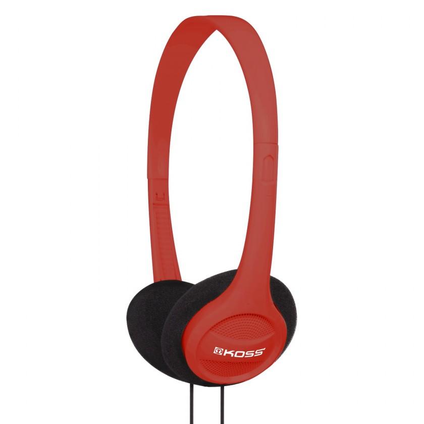 Cez hlavu Koss KPH7 RED (doživotná záruka)