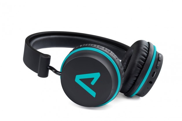 Cez hlavu Lamax Beat Blaze B-1 - modrá
