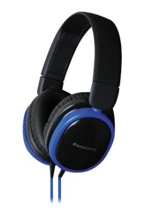 Cez hlavu Monitorovacie slúchadlá Panasonic RP-HX250E-A