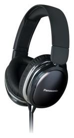 Cez hlavu Monitorovacie slúchadlá Panasonic RP-HX350E-K