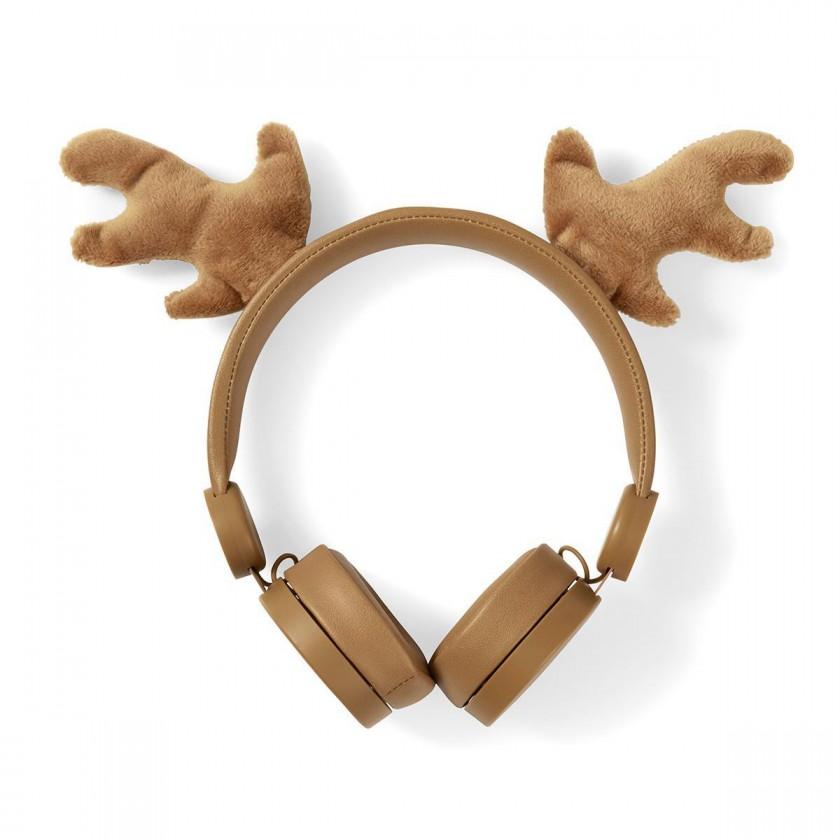 Cez hlavu NEDIS sluchátka pro děti Sob